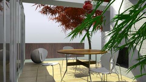 CASA MORE 02 - Modern - Garden  - by Lanena