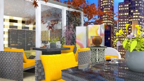 Outdoor Hotel - Modern - by lilme_2k