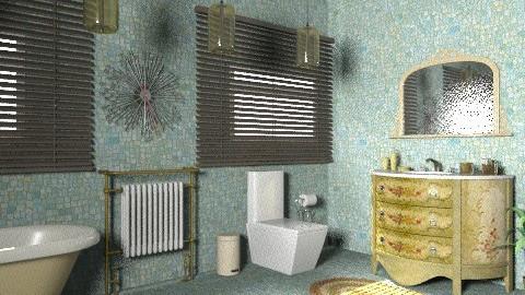 Bathroom Haven - Classic - Bathroom  - by lilme_2k