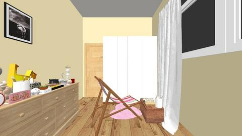 allices real room - Bedroom  - by Person1365