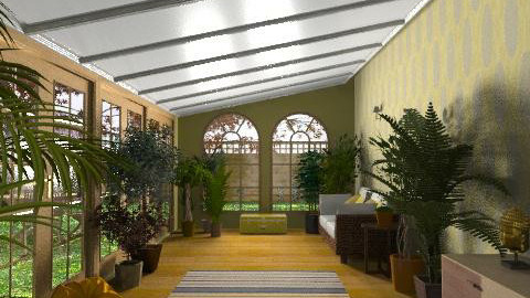 brianclough - Classic - Garden  - by brianclough