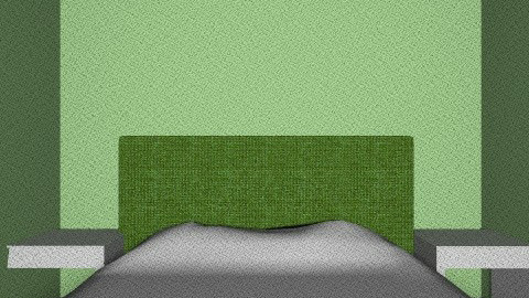 1st - Rustic - Bedroom  - by kalpana
