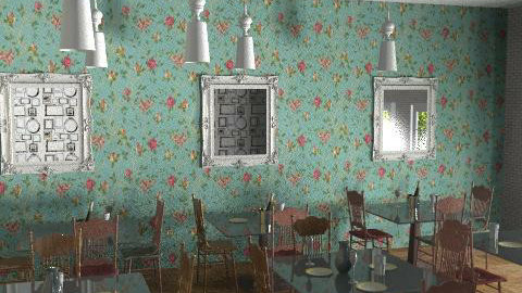 Retro cafe  - Retro - by cleyenne