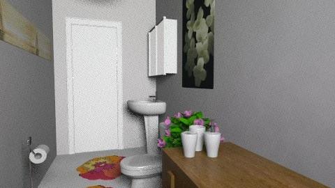 ESCRITORIO banheiro 0202 - by lo bolotti