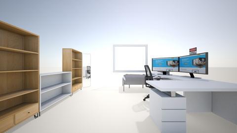 prueba habitacion 2 - Office  - by joven832