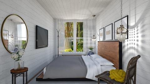 Container home - Bedroom  - by PFrate