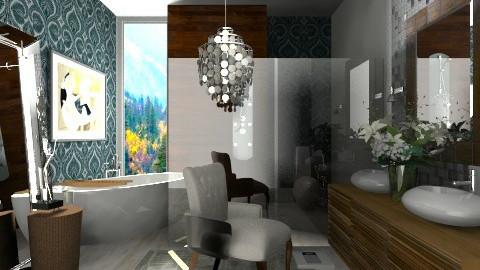 Diamond - Modern - Bathroom  - by sahfs