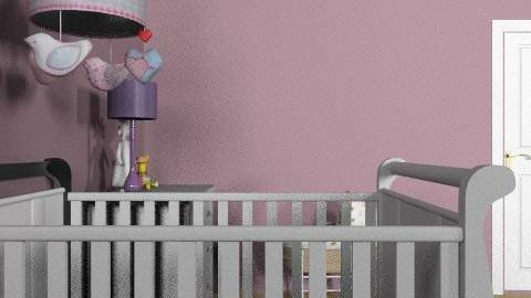 Bebek odası7 - Classic - Kids room  - by pelin1286
