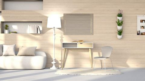 CT just in grey - Modern - Living room  - by Addi_Rae