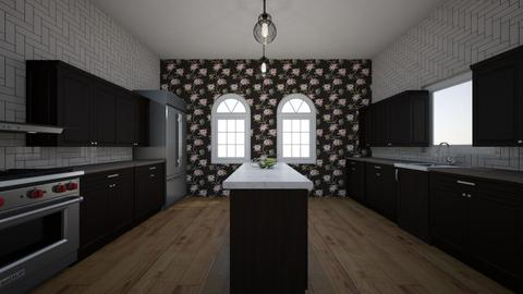 Flower Kitchen  - Kitchen  - by BaylorBear