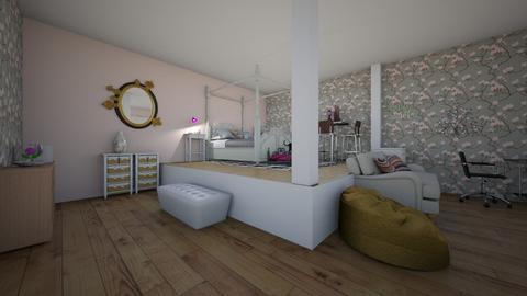 Princess Bedroom - Glamour - Bedroom - by ashazel99
