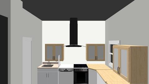 Majda 1 - Classic - Kitchen  - by Majdapri