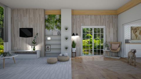 room bv - Kitchen - by irisrmks