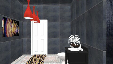 brr - Country - Bathroom  - by alenasumm