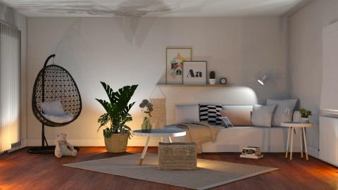 Apartment Redecoration - by barnigondi