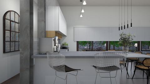 Bar - Kitchen  - by lovasemoke