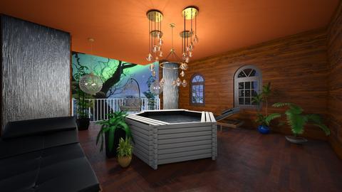 The plant room - Garden  - by finsfurball