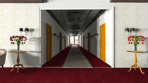 Hallway Classique - Classic - by thekidd