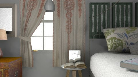 Hide away - Eclectic - Bedroom  - by hunny