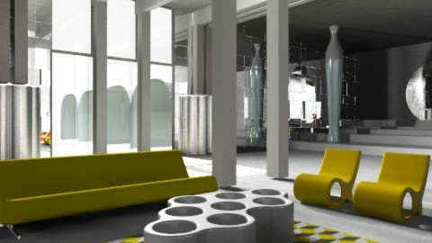 futur3 - Modern - Living room - by The_Hunter_and_Gatherer