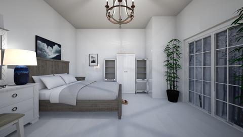 Winter Room - Bedroom - by KATHRYN BRYANT_145