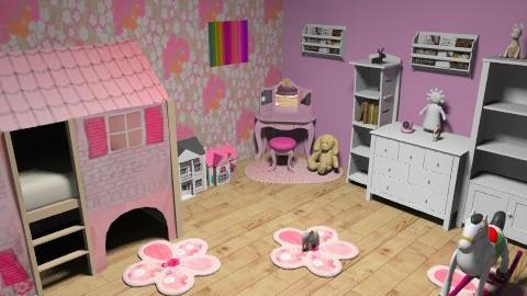 mmm - Modern - Kids room  - by dorcusska