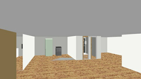Basement Design 1 - Minimal - by ddepauw