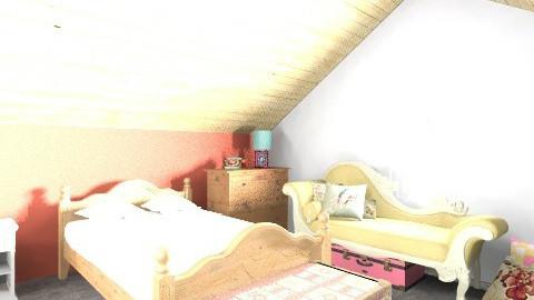 Sotao - Vintage - Bedroom  - by user_126195