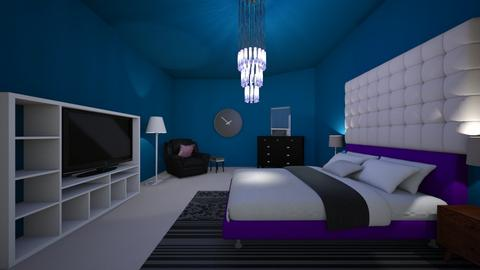 New Bedroom - Modern - Bedroom  - by Jeremy40000