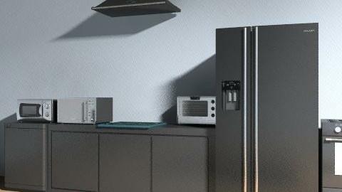 Nika - Glamour - Kitchen  - by niky_piki