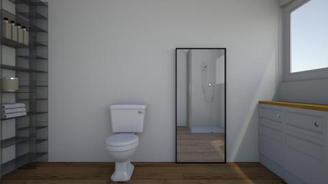 banio 5 - Bathroom - by PaolaRoque