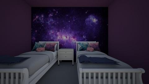 space - Bedroom  - by ana clara garcia