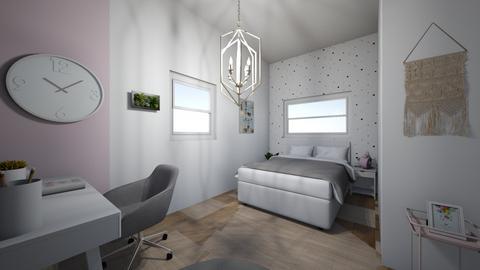 Maedchen Zimmer - Modern - Bedroom  - by LillyKoala