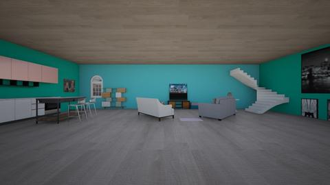student loft - by jannahoman