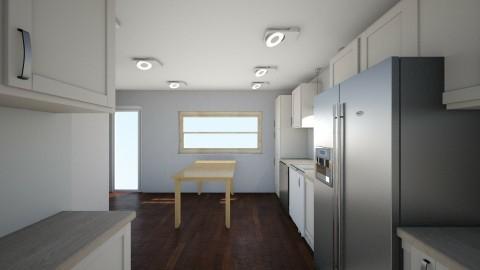 kitchen v6 - Classic - Kitchen  - by Theron_wallis