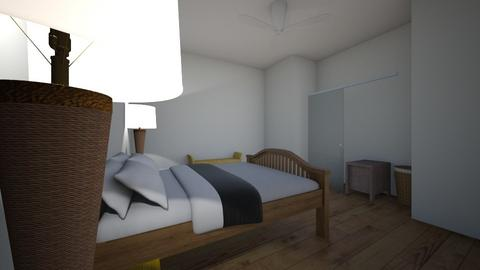 Quincys bedroom - Modern - Bedroom  - by qmsaunde