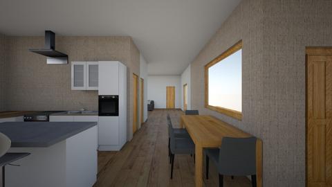 hazama - Modern - Kitchen  - by laszlo92