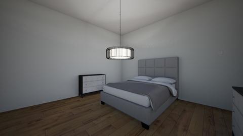 test2 - Modern - Bedroom  - by taken1401
