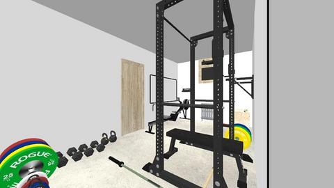 Gym1 - by rogue_640684518c13683342bde614fe300