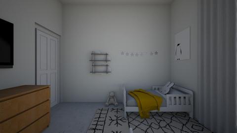 Shahaf twins 13 - Kids room  - by erlichroni