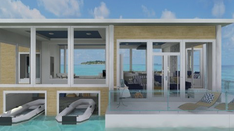 Living on the Water - by myideas interiors
