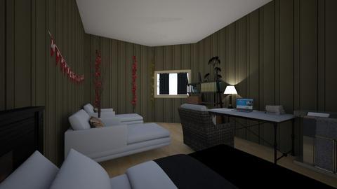 living room bed room - Living room  - by torresluke