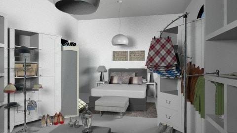 wardrobe - Modern - Bedroom  - by tita