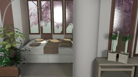 bedroom - Bedroom - by mariannee1