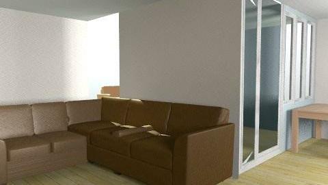 NANTERRE // SALON - Vintage - Living room  - by NATERRE SALON