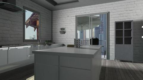 Sydney - Modern - Kitchen - by josephinesw