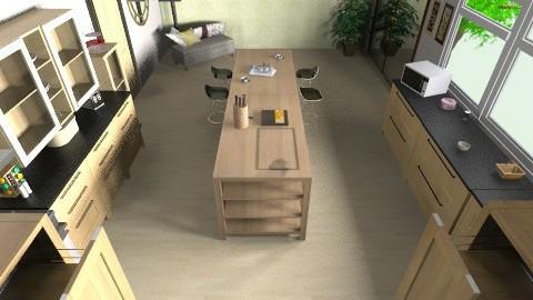 ciska - Classic - Kitchen  - by ciska