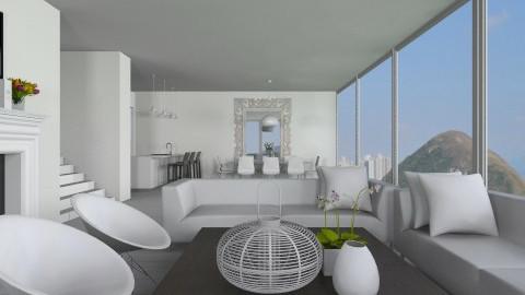 000 - Modern - Living room - by Ivana J