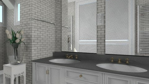 Bathroom002 - Modern - Bathroom  - by Ivana J