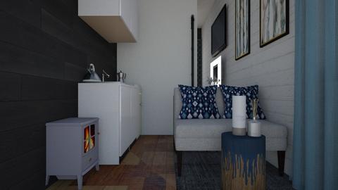 8x20 BNB by Yi - Modern - Living room  - by decordiva1